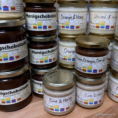 Unsere Honigspezialitäten